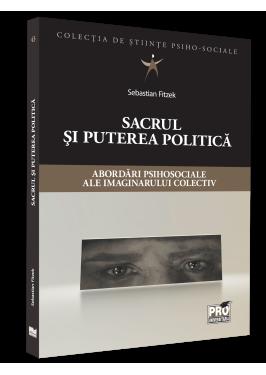 Apariție editorială: Sebastian Fitzek (2020) Sacrul și puterea politică – abordări psihociale ale imaginarului colectiv în colecția de științe psiho-sociale. București:  Editura ProUniversitaria